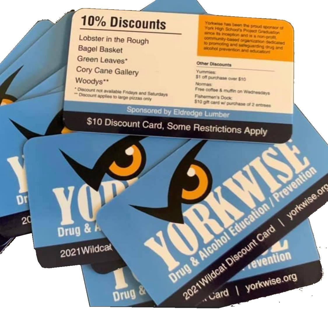 Yorkwise Wildcat Cards